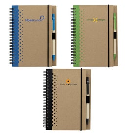 Apport Junior Notebook and Pen (80 Sheets)