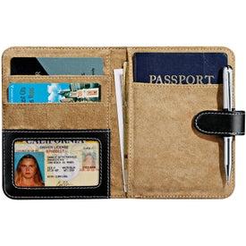Advertising Alicia Klein Passport Cover