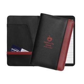 Branded Aspire Junior Pad Folder