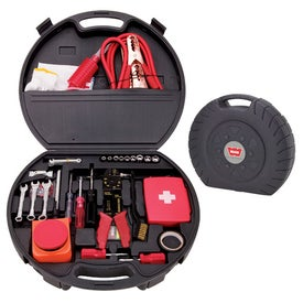 Auto Emergency Tool Kit (Full Color)