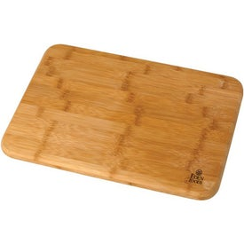 Bamboo Cutting Board w/Rubber Grips