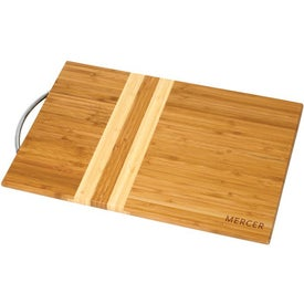 Bamboo Striped Cutting Board