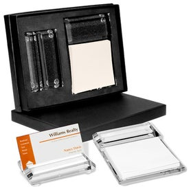 Promotional Barclay Glass Gift Set