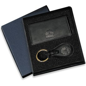 Barclay Leather Gift Set for Your Organization