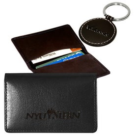 Barclay Leather Gift Set for Marketing