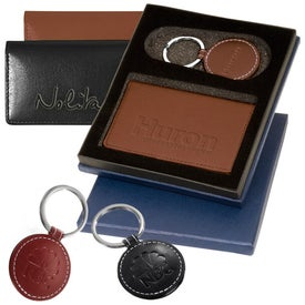 Barclay Leather Gift Set for Your Church