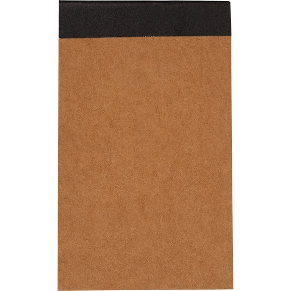 Brown / Black Basic Kraft Memo Book