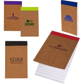 Basic Kraft Memo Book (24 Sheets)