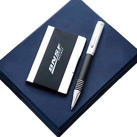 Business Card Holder and Pen Gift Sets