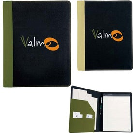 Berkeley Recycled Padfolio Printed with Your Logo