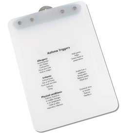 Company Big Message Clipboard