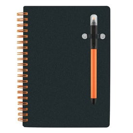Black Beauty Notebook Combo Printed with Your Logo