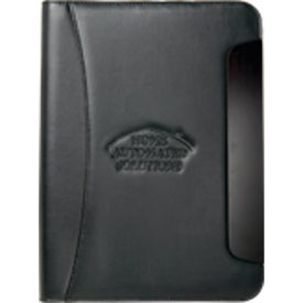 Company BlackWood Zippered Writing Pad