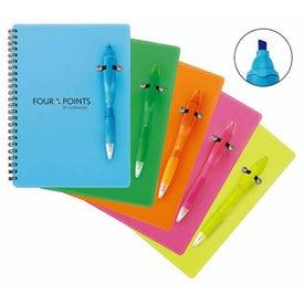 Blossom Pen/Highlighter Combo - Neon Light