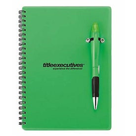 Blossom Pen/Highlighter Branded with Your Logo