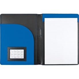 Bold Color Senior Portfolio Folder for Promotion
