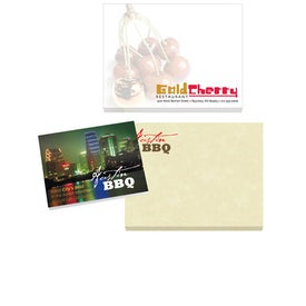 "BIC Booklet (4"" x 3"", 50 Sheets)"