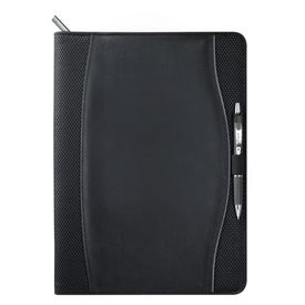 Boomerang Zippered Padfolio for Your Church