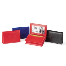 Bradford Vinyl Card ID Holder