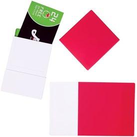 Imprinted Budget Name Card Holder/Business Card Case