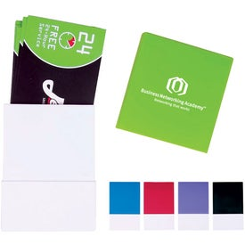 Budget Name Card Holder/Business Card Case for Your Organization