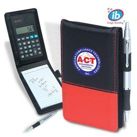 Calcu-Jotter/Aries Pen Combo for Customization