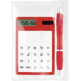 Calculator/Ballpoint Gift Set for Your Church