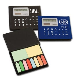 Calculator Sticky Note Pad