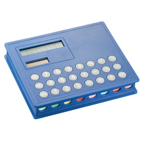 Logo Calculator and Sticky Note Case