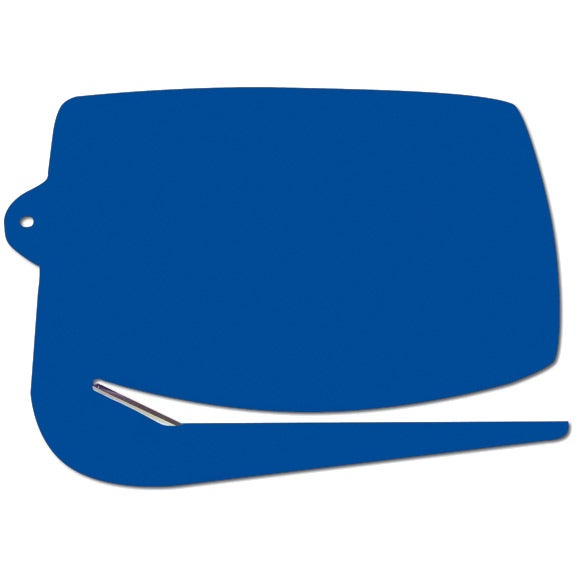 Blue Present A Card Letter Opener