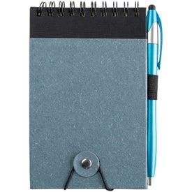 Cardboard Colored Paper Jotter (70 Sheets)