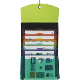 Printed Cascade PolyPro Folder