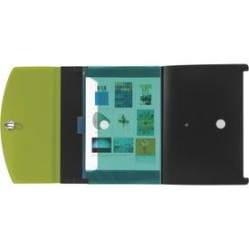 Imprinted Cascade PolyPro Folder