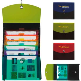 Cascade PolyPro Folder for Advertising