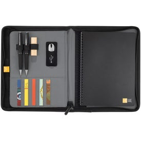 Case Logic Conversion Zippered Journal for iPad for Marketing