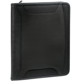 Logo Case Logic Conversion Zippered Journal for iPad