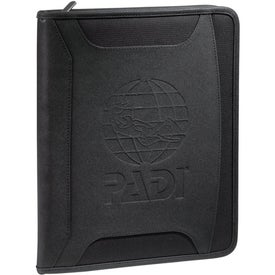 Branded Case Logic Conversion Zippered Journal for iPad