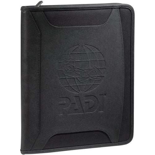 Black Case Logic Conversion Zippered Journal for iPad