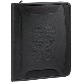 Case Logic Conversion Zippered Journal for iPad