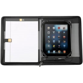 Case Logic Conversion Zippered Padfolio for iPad for Your Company