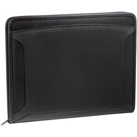 Logo Case Logic Conversion Zippered Padfolio for iPad