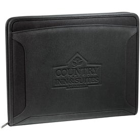 Case Logic Conversion Zippered Padfolio for iPad with Your Logo