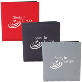 CD/DVD Folio Branded with Your Logo