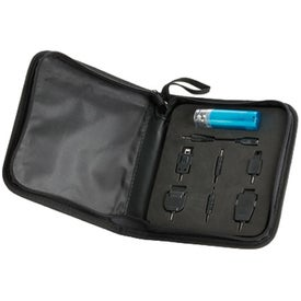 Cell Phone Accessory Kit Imprinted with Your Logo