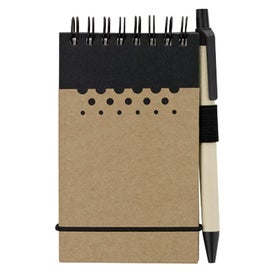 Chou Mini Jotter and Pen Giveaways