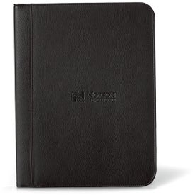 Cityscape Leather Writing Pad for your School