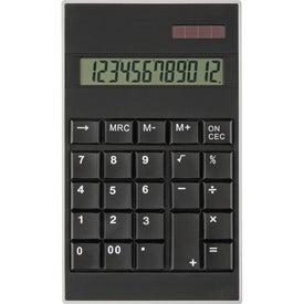 Advertising Class Black Desk Calculator