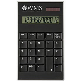 Class Black Desk Calculator