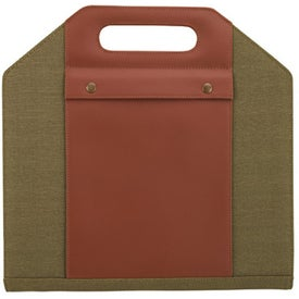 Claudius Letter Size Folio and Case for Customization