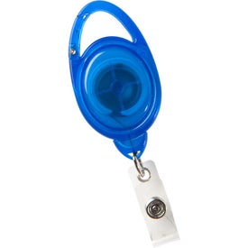Customized Clip On Secure A Badge